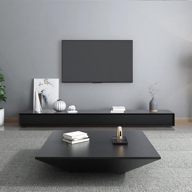 6 kiểu tủ tivi nâng tầm đẳng cấp của cả phòng khách, ai nhìn cũng không thể rời mắt-1