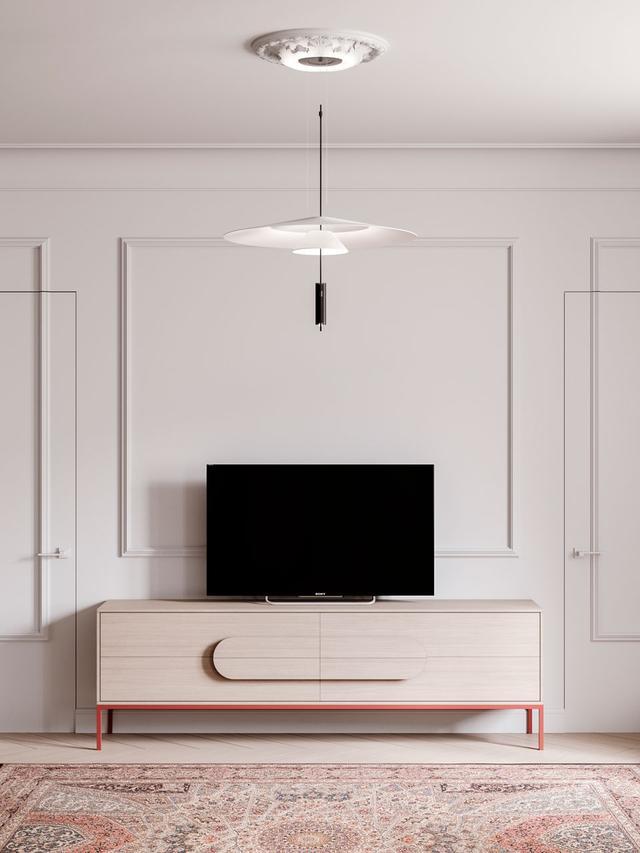 6 kiểu tủ tivi nâng tầm đẳng cấp của cả phòng khách, ai nhìn cũng không thể rời mắt-2