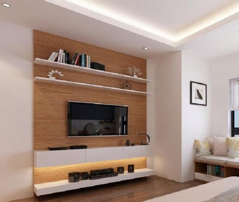 6 kiểu tủ tivi nâng tầm đẳng cấp của cả phòng khách, ai nhìn cũng không thể rời mắt-5