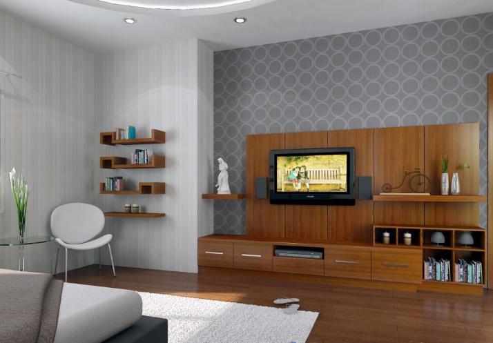 6 kiểu tủ tivi nâng tầm đẳng cấp của cả phòng khách, ai nhìn cũng không thể rời mắt-6