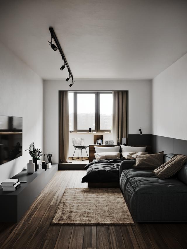 6 kiểu tủ tivi nâng tầm đẳng cấp của cả phòng khách, ai nhìn cũng không thể rời mắt-3