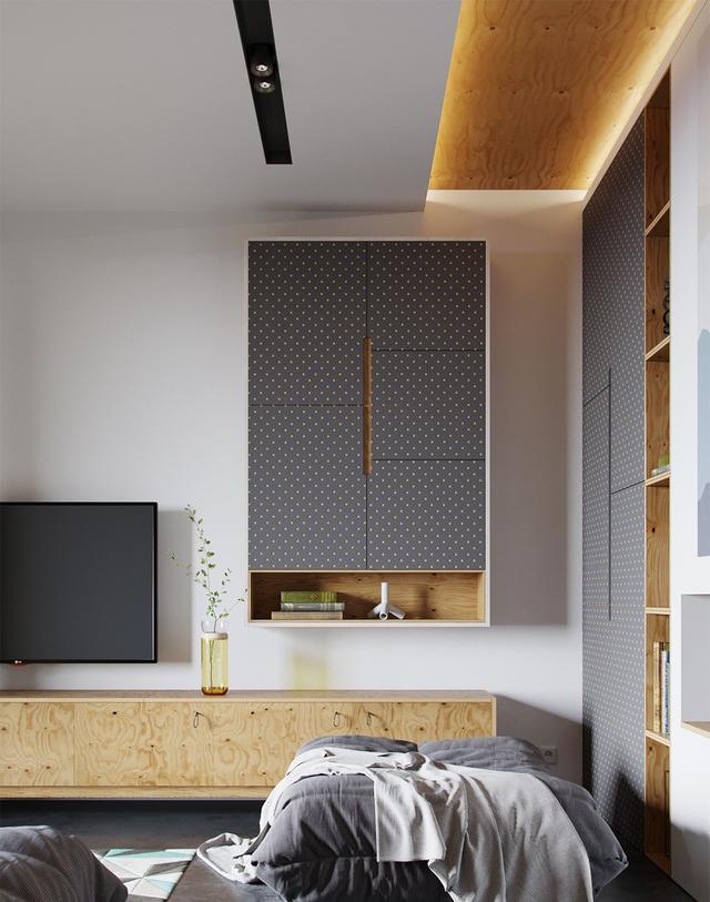 6 kiểu tủ tivi nâng tầm đẳng cấp của cả phòng khách, ai nhìn cũng không thể rời mắt-4