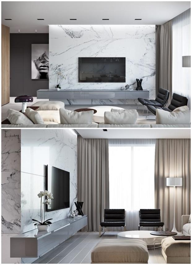 6 kiểu tủ tivi nâng tầm đẳng cấp của cả phòng khách, ai nhìn cũng không thể rời mắt-13
