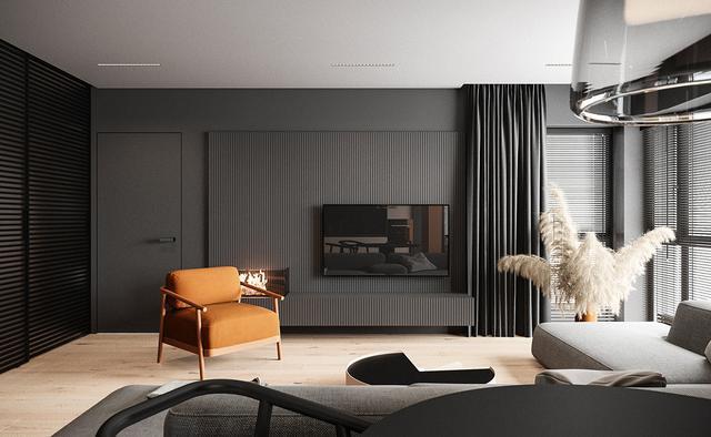 6 kiểu tủ tivi nâng tầm đẳng cấp của cả phòng khách, ai nhìn cũng không thể rời mắt-12