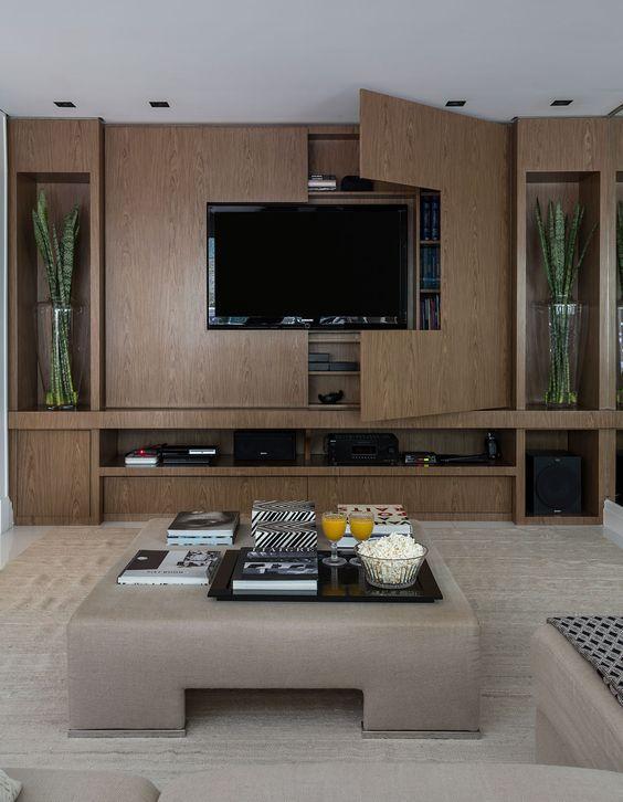 6 kiểu tủ tivi nâng tầm đẳng cấp của cả phòng khách, ai nhìn cũng không thể rời mắt-15