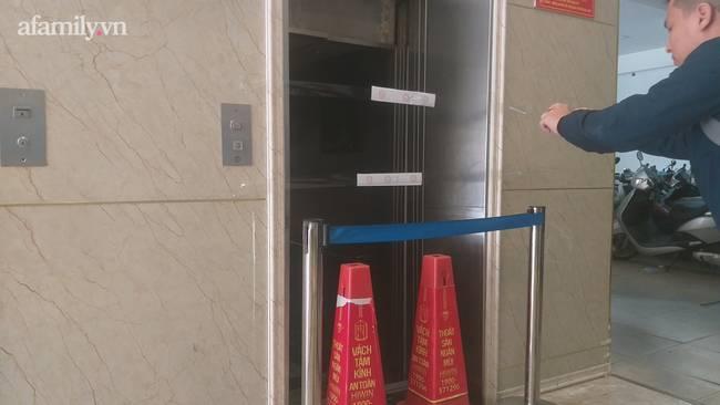 Vụ rơi thang máy chung cư, nhiều người bị thương ở Hà Nội: Nỗi kinh hoàng của chủ căn hộ khi cả gia đình 11 người gặp nạn sau bữa ăn giỗ-3