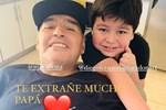 Tiết lộ lời nhắn cuối cùng của Maradona