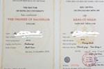 Bộ GDĐT chính thức thông tin về vụ cấp bằng giả của Trường ĐH Đông Đô
