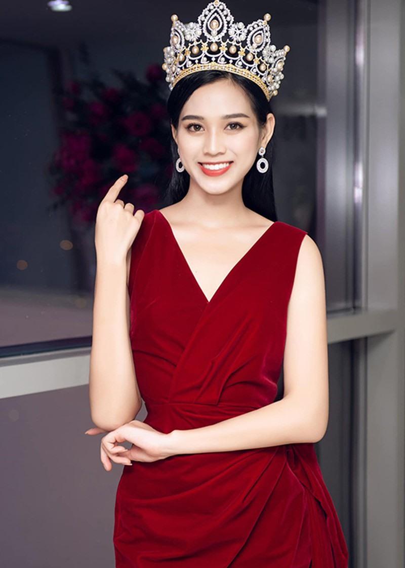 Ngoài hàm răng không đều, Tân Hoa hậu Đỗ Thị Hà còn có thêm một nhược điểm nhan sắc mà để ý kỹ mới nhận ra-1
