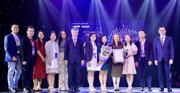 Suntory PepsiCo vào top 10 doanh nghiệp ứng biến nhân sự xuất sắc 2020-2