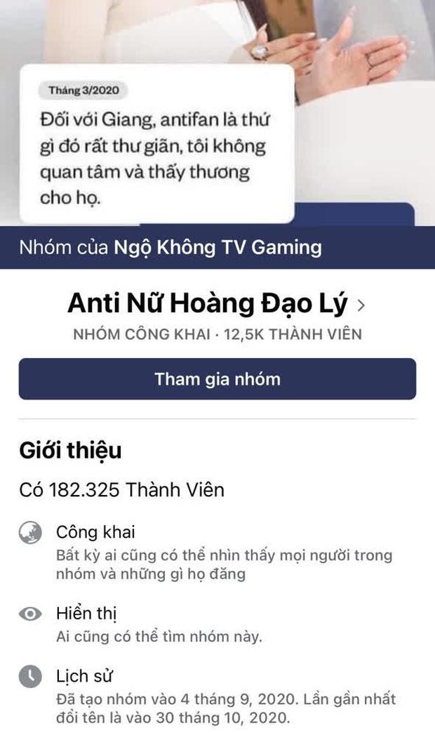 Group antifan khủng của Hương Giang bất ngờ chuyển thành... thực đơn ăn dặm?-4