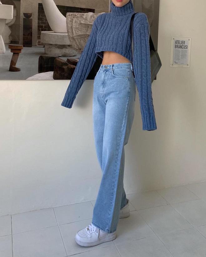 Trend áo len năm nay có 6 kiểu must-have, nàng nào cũng nên sắm để nâng điểm phong cách cho xịn sò-3