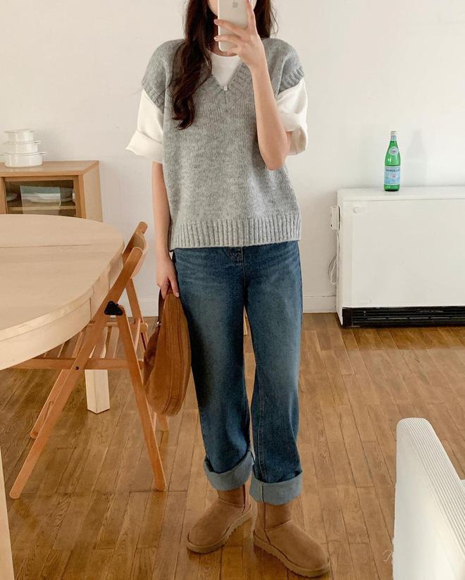 Trend áo len năm nay có 6 kiểu must-have, nàng nào cũng nên sắm để nâng điểm phong cách cho xịn sò-20