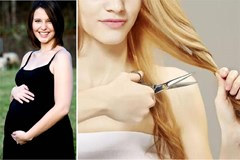Tóc dài khi mang thai có ảnh hưởng đến sự phát triển của thai nhi không? Lời khuyên của bác sĩ khiến nhiều bà bầu phải suy nghĩ