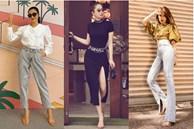Đây là kiểu giày gần như mỹ nhân Việt nào cũng có một đôi, diện lên siêu hack dáng và kéo chân dài 'ác liệt'