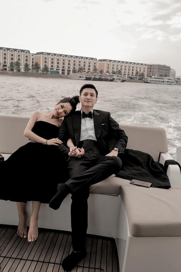 Vừa công khai hẹn hò, MC VTV Lan Phương đã hé lộ món quà Huỳnh Anh tặng trước khi cưới: Vbiz chuẩn bị có hỷ sự?-2