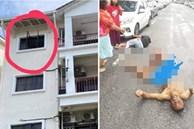 Cảnh sát công bố thông tin mới và hình ảnh nghi phạm vụ ông ngoại kế ném cháu trai tử vong khi cưỡng hiếp mẹ nạn nhân bất thành được tiết lộ