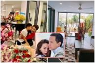 Bên trong biệt thự 'khủng' của Hà Hồ - Kim Lý, cặp song sinh vừa chào đời đã đến ở nhà mới