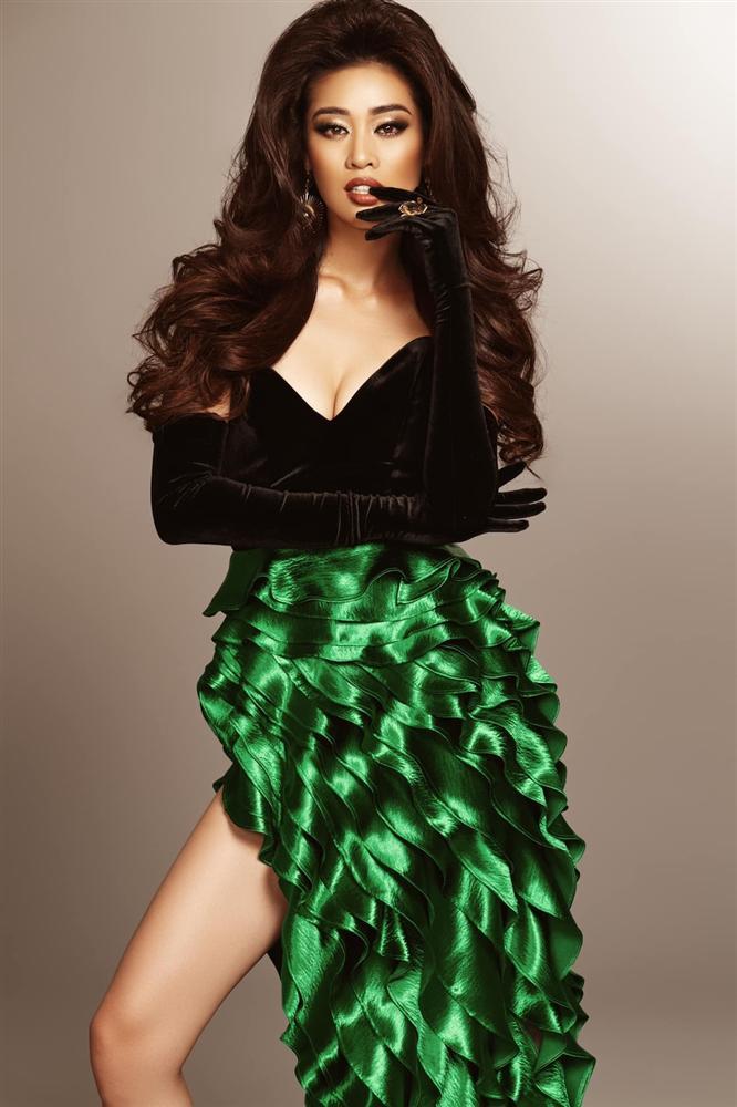 Khánh Vân bất ngờ cắt tóc ngắn, fan khen ngợi nhưng tiếc style mái dài phù hợp thi Miss Universe-7