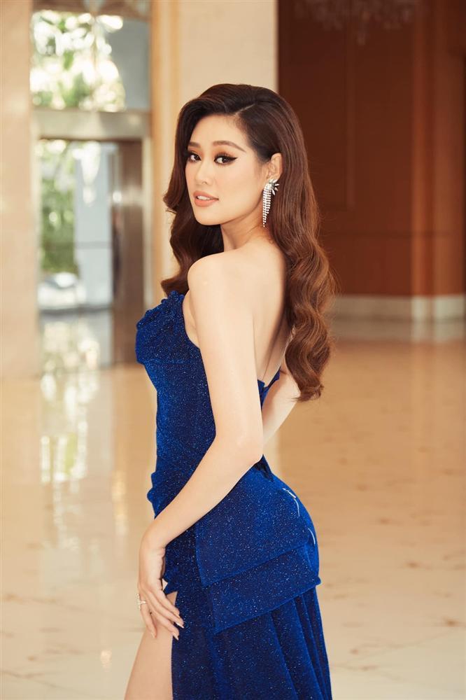 Khánh Vân bất ngờ cắt tóc ngắn, fan khen ngợi nhưng tiếc style mái dài phù hợp thi Miss Universe-9