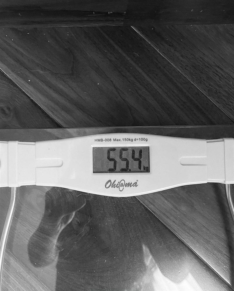 Bảo Thy giảm 2,5kg trong 1 tuần, nhìn thực đơn ép cân mà ai cũng choáng-5