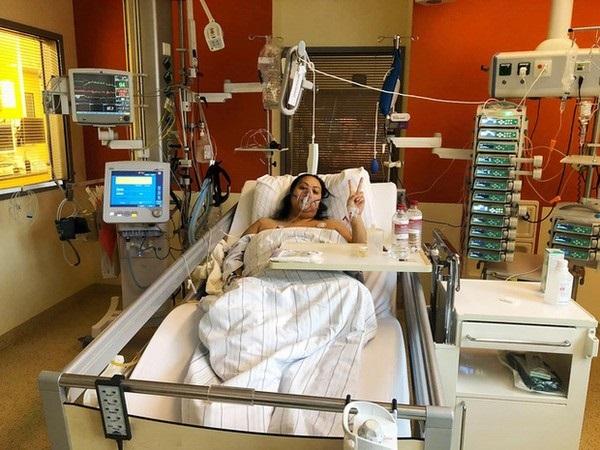 Tiết lộ bệnh tình của Brittanya Karma: 9 ngày trước khi qua đời, cô ấy đã rất đau đớn, phổi hỏng 60% vì Covid-19-1