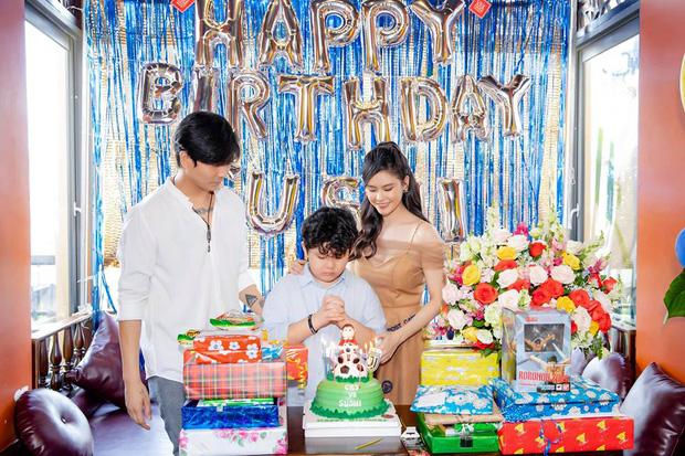 Như chưa hề có cuộc chia ly: Trương Quỳnh Anh vui vẻ hội ngộ Tim, khung ảnh 3 người cùng đón Giáng sinh gây xúc động-5