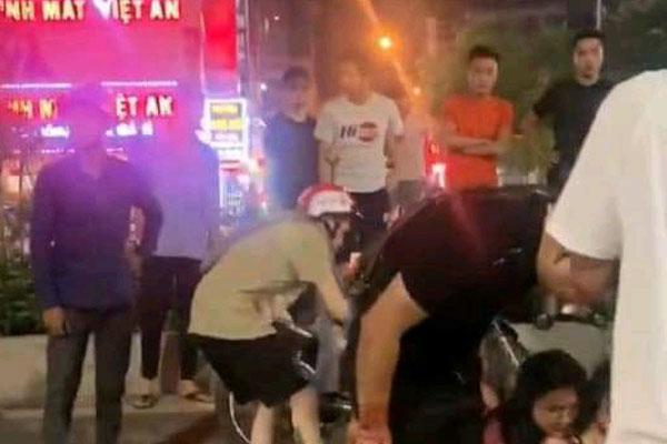 Khởi tố nam thanh niên say rượu chạy xe máy kẹp ba tông sảy thai bà bầu 8 tháng