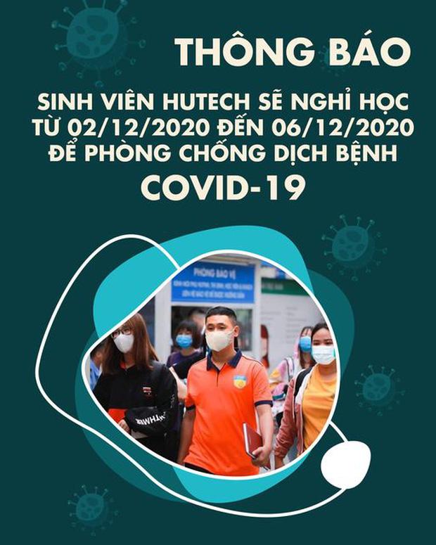 Cập nhật: Các trường ĐH tại TP.HCM cho sinh viên nghỉ học do dịch Covid-19-1