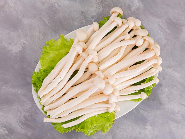 Chế biến nấm hải sản theo cách này, hội chị em ăn kiêng có thể đá bay cơn thèm cơm nhờ hương vịthơm ngon ngây ngất!-5