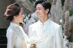Gia đình Công Phượng tất bật cho đám cưới