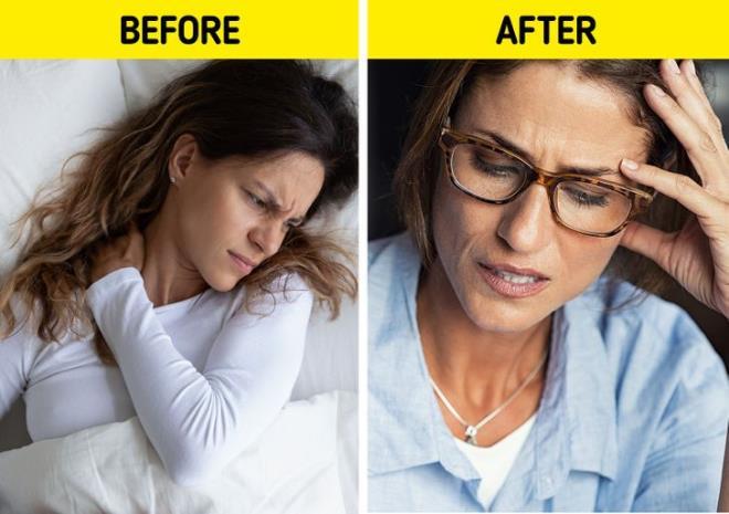 Đi ngủ không gối đầu và những lợi ích với sức khỏe không phải ai cũng biết-4