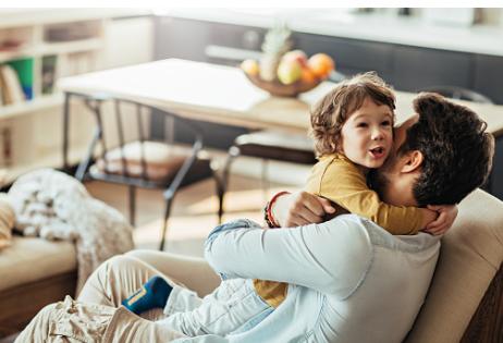 Thành công của trẻ có liên quan mật thiết đến cha mình - Nếu người cha có tính cách này, con cái sẽ được hưởng lợi cả đời-1