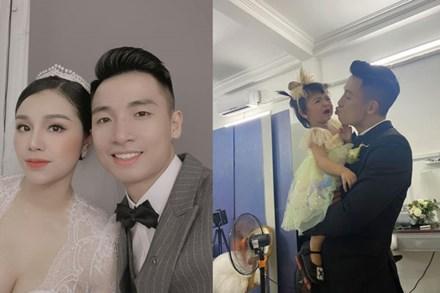 Hậu trường chụp ảnh cưới Tiến Dũng - Khánh Linh: Biểu cảm của con gái mới chiếm spotlight