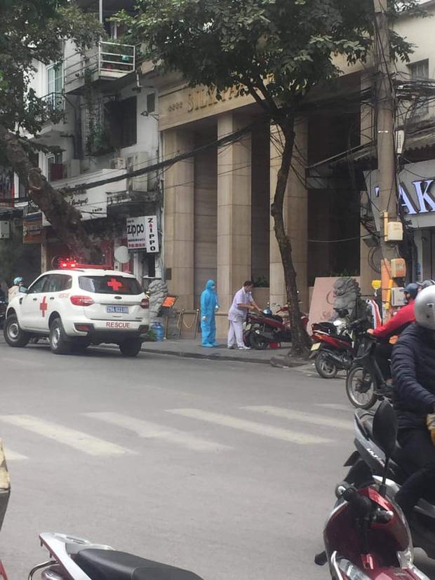 Chiều 2/12, Hà Nội phát hiện ca Covid-19 là người đang cách ly tại khách sạn trên phố Hàng Bông-1
