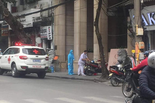 Hà Nội phát hiện ca Covid-19 là người đang cách ly tại khách sạn trên phố Hàng