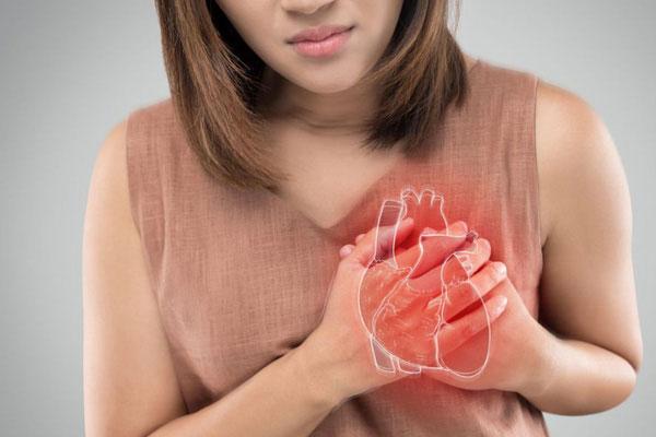 Phụ nữ có nguy cơ mắc bệnh tim cao hơn nam giới 20%