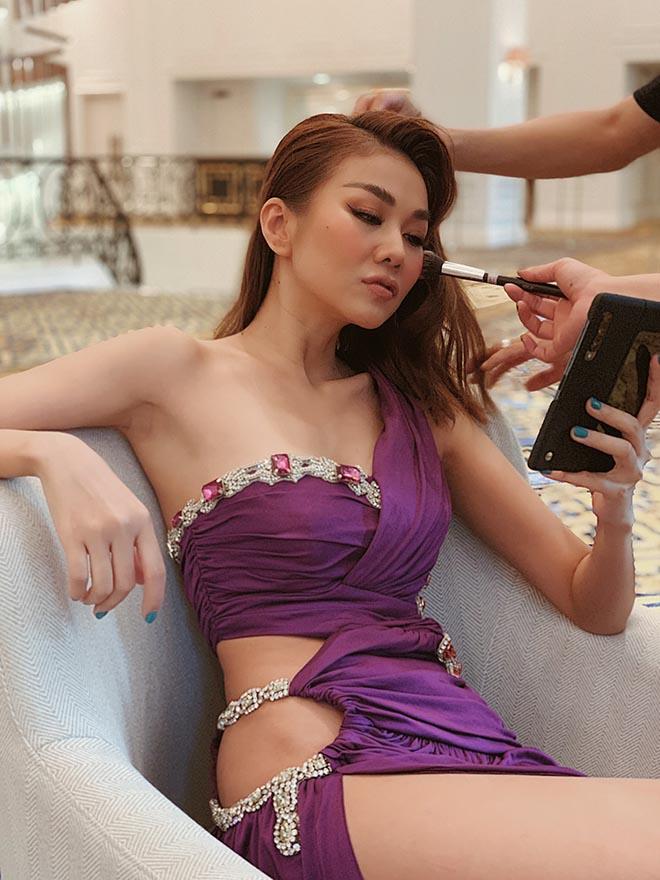 Siêu mẫu Thanh Hằng ở tuổi 37: Chưa lấy chồng, chăm khoe ảnh nóng bỏng-5