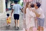 Nhã Phương tiết lộ hình ảnh hiếm hoi của con gái đầu lòng, nhìn cô bé lũn chũn bước đi vô cùng đáng yêu