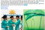 Tiếp viên hàng không Vietnam Airlines đồng loạt treo hashtag #WeApologize thay mặt đồng nghiệp xin lỗi cộng đồng, mong được đối xử văn minh
