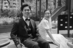 Trực tiếp đám cưới Công Phượng tại Nghệ An: Tân lang tân nương đan chặt tay nhau trên lễ đường, Dế Choắt - Văn Đức rạng rỡ chung khung hình-31
