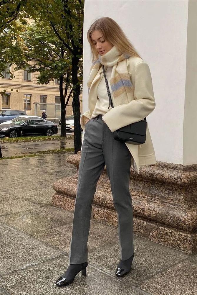 Áo len mà diện cùng 4 kiểu quần này thì hoàn hảo, ai cũng phải khen sao bạn mặc đẹp thế-11