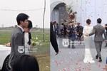 Hình ảnh Công Phượng - Viên Minh tươi cười trong rạp đám cưới ở quê gây xúc động mạnh, sau những sang chảnh ở Sài Gòn hay Phú Quốc thì tình người quê hương sao mà ấm đến vậy!-5