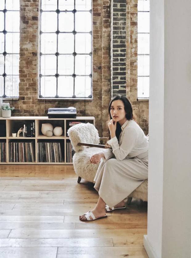 Cô gái Việt ở London mua nhà máy đồng hồ cũ rồi cải tạo thành nhà ở, chuyển hẳn nội thất từ Việt Nam sang-3