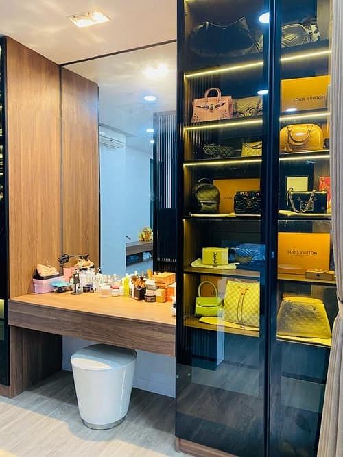 Vợ chồng Hải Băng - Thành Đạt sửa nhà bằng tiền mua một căn hộ cao cấp, nhìn qua đúng là sang-xịn-8