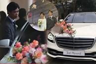 Loạt khoảnh khắc cực đẹp trong đám cưới của Công Phượng ở Nghệ An