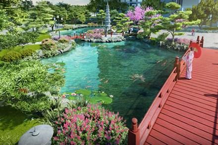 The Zenpark - căn hộ đậm chất Nhật giữa lòng Vinhomes Ocean Park