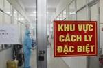 Chiều 3/12, thêm 3 ca mắc mới COVID-19, Việt Nam có 1.361 bệnh nhân
