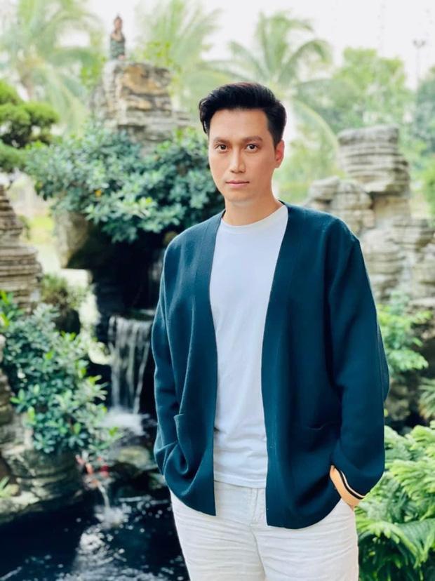 Diễn viên Việt Anh gây hoang mang với combo mặt đơ cứng và mũi méo mó, xiêu vẹo lạ thường-2