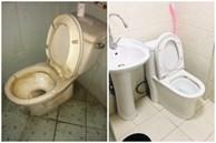 Nhà vệ sinh bị bẩn vì có nhiều khách ghé thăm vào dịp cuối năm? Mách bạn 5 mẹo làm sạch đơn giản không ngờ